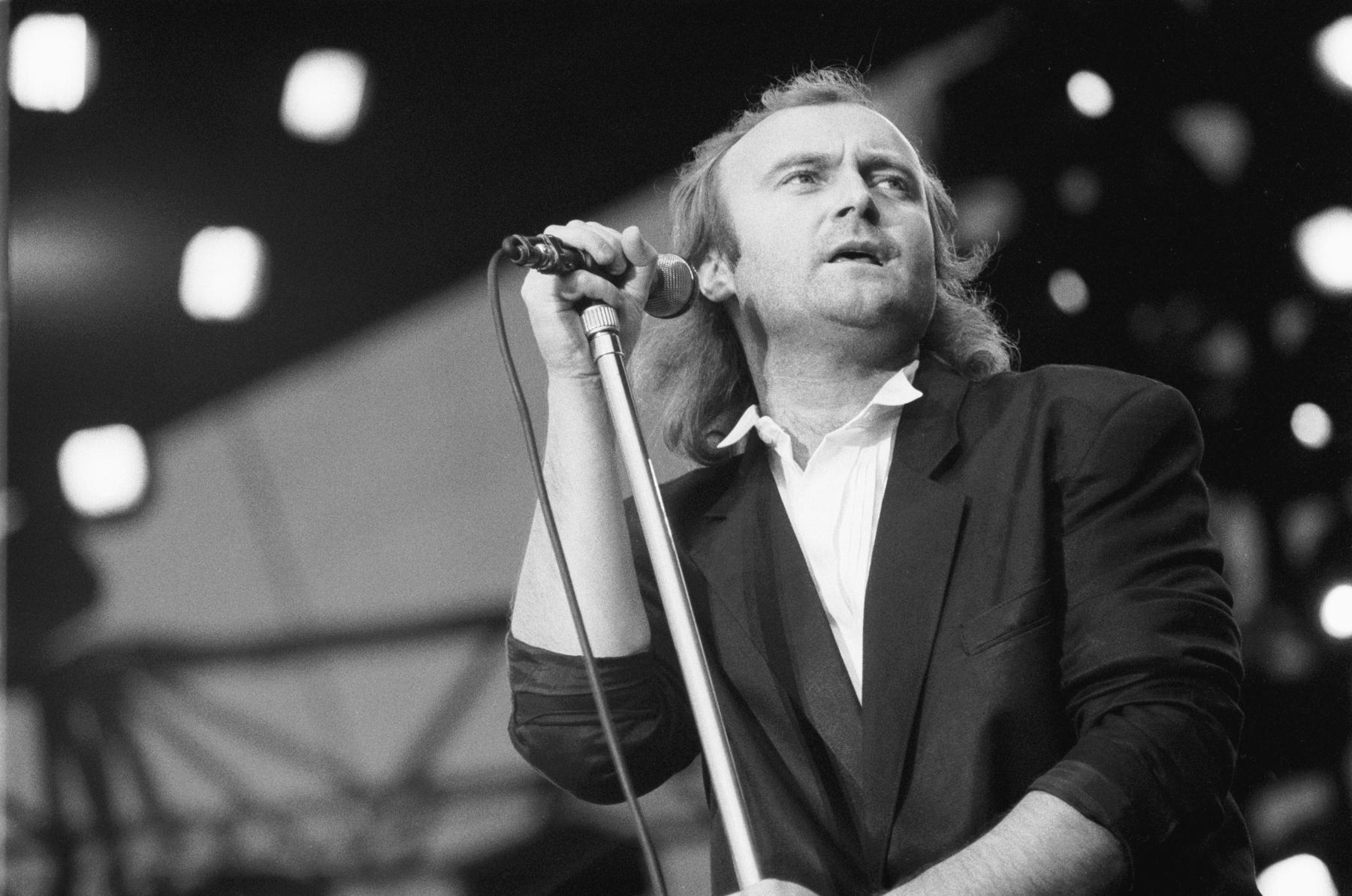 Phil Collins 80s ile ilgili görsel sonucu