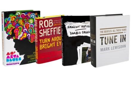 20 Best Music Books of 2013