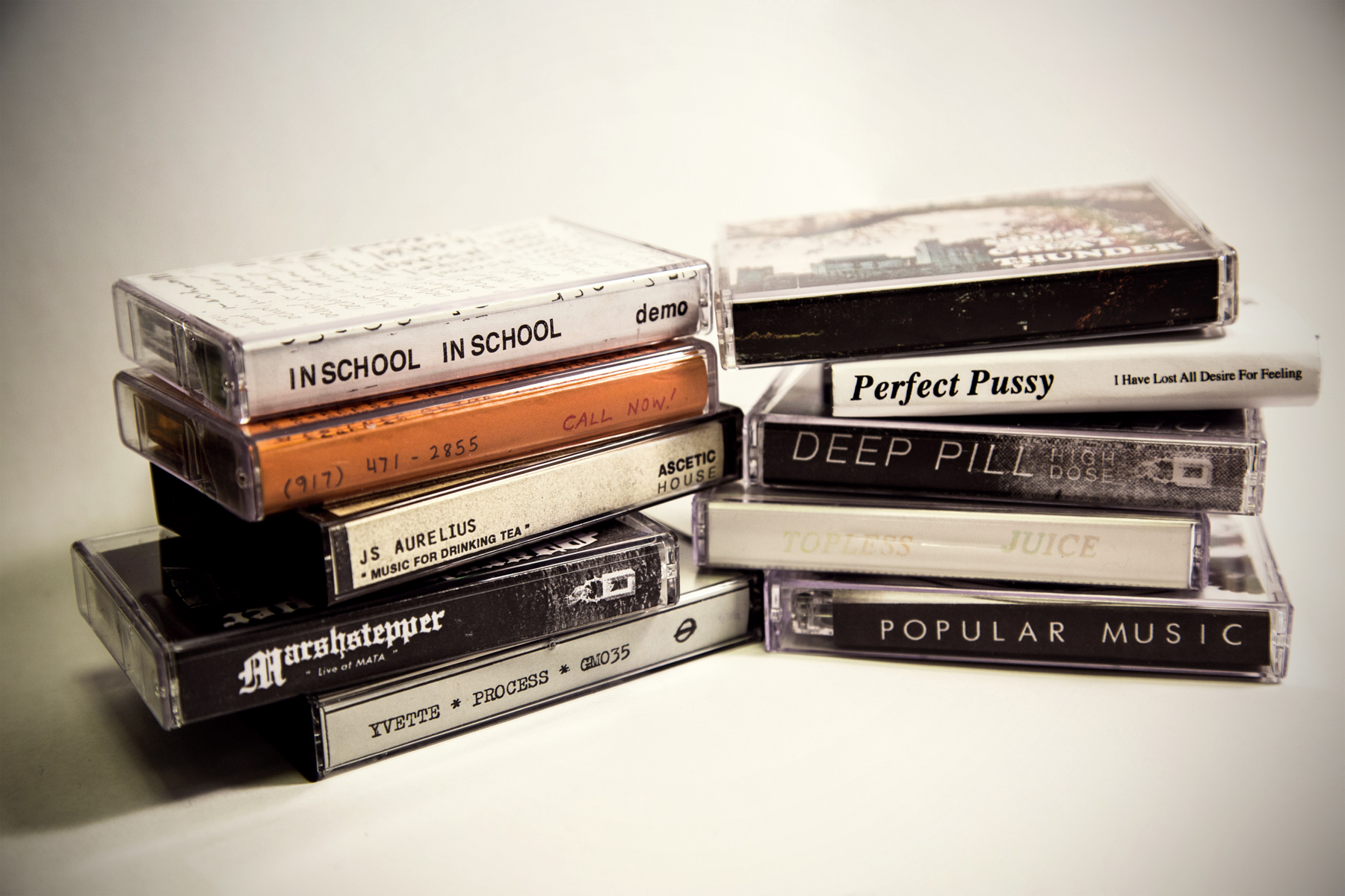 10 Best Cassettes of 2013