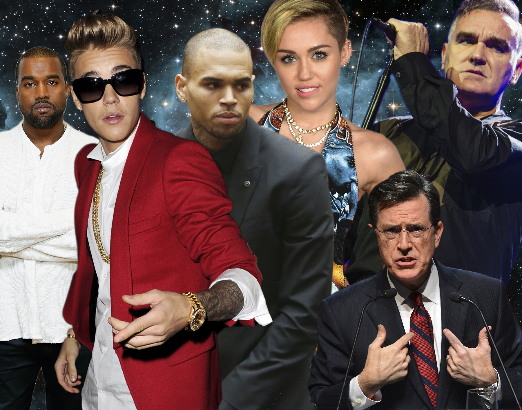 20 Biggest Feuds and Meltdowns of 2013