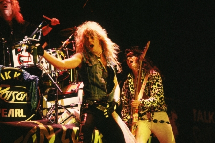 Readers' Poll: The 10 Greatest Hair Metal Songs – Rolling Stone