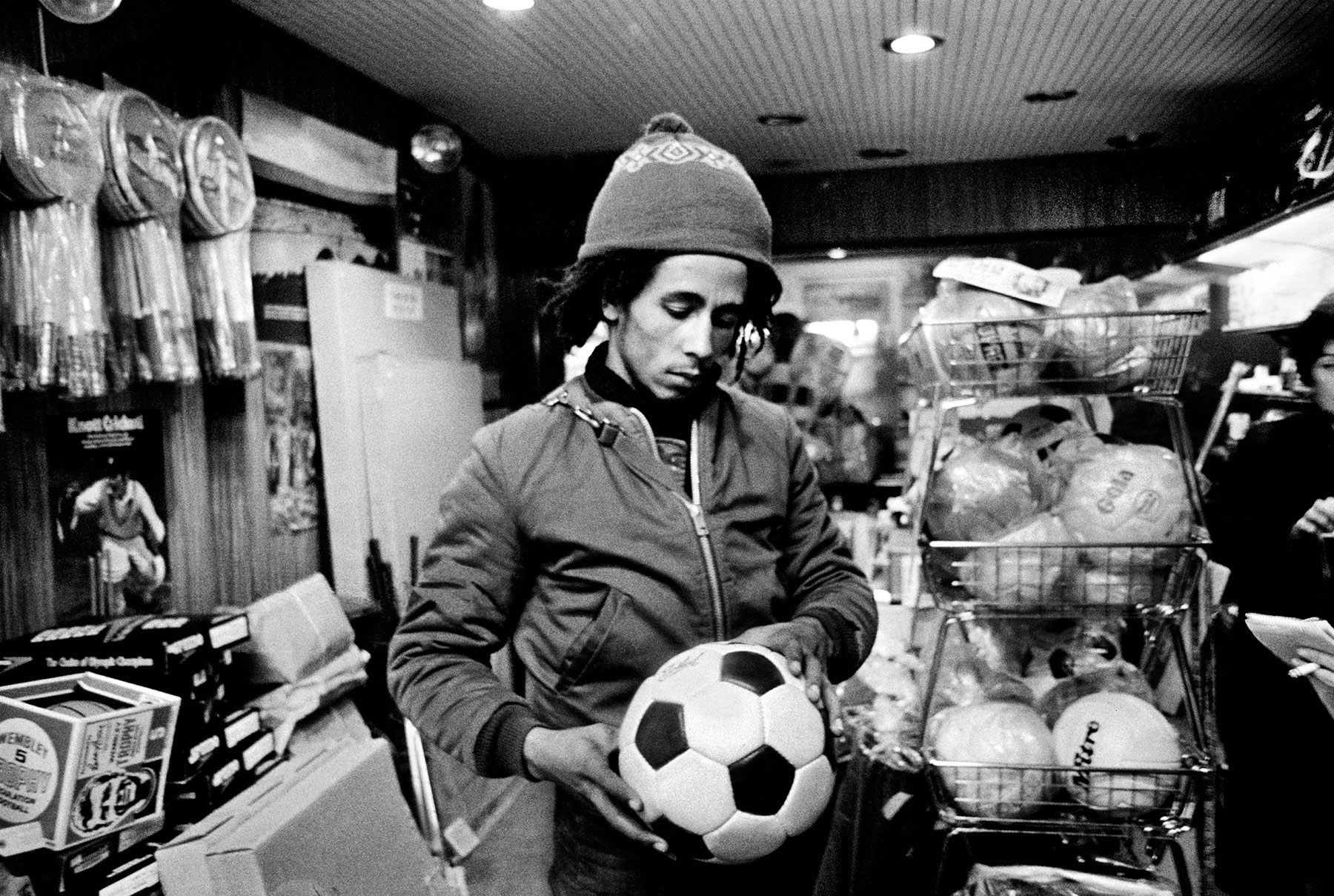 Bob Marley: The Stories Behind 17 Rare and Unseen Images