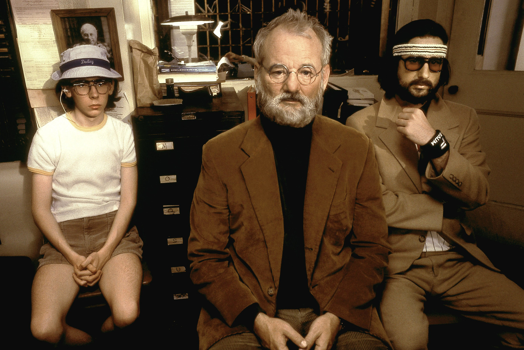 What About Bill?: Wes Anderson on Working With Bill Murray