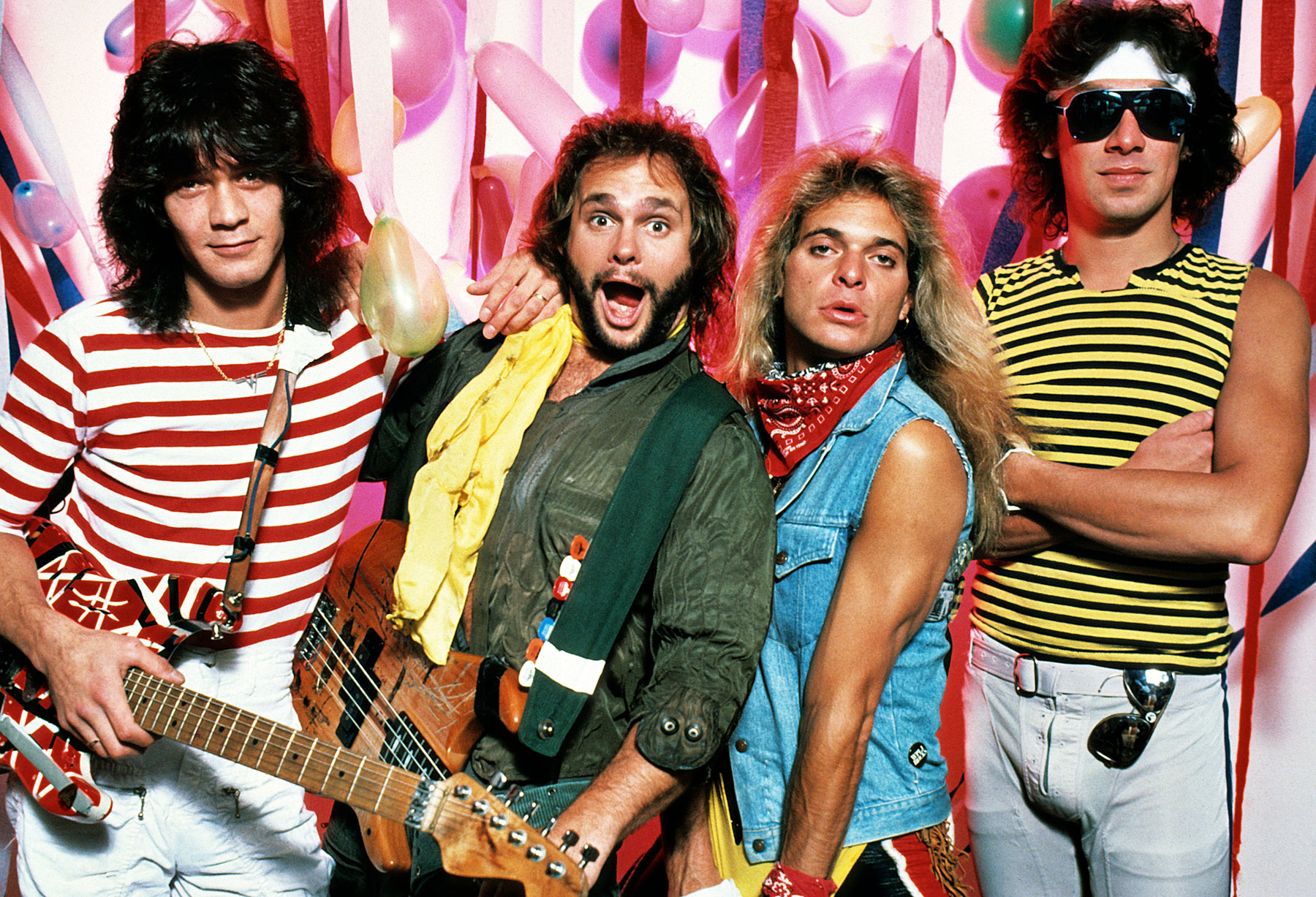 Van Halen: Intimate Pics of the Early Days Via Rock Paper Photo