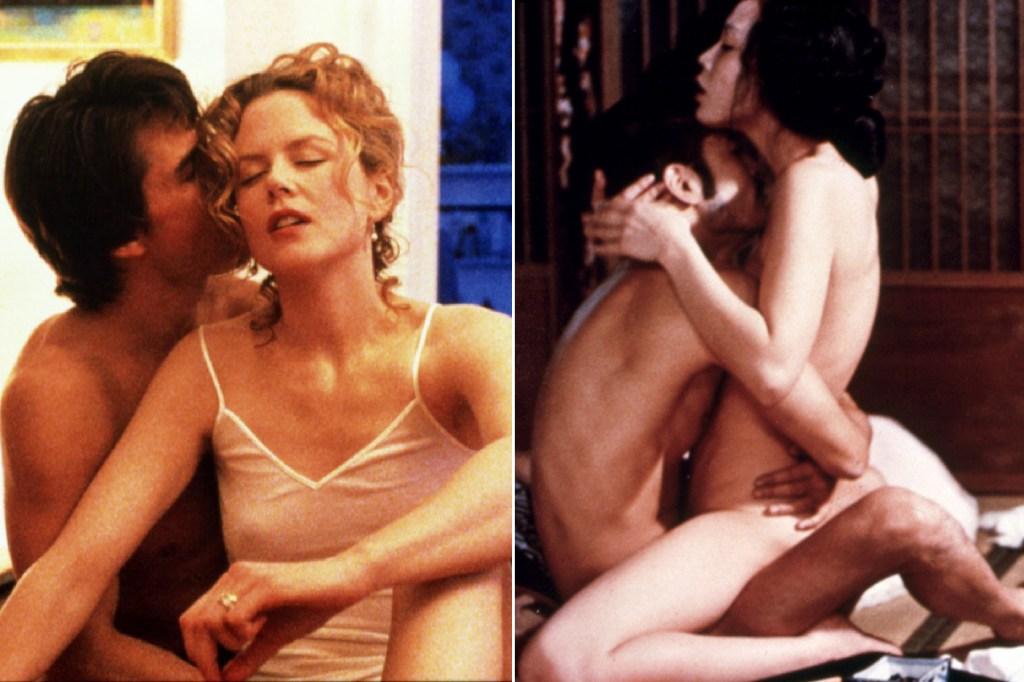 Barely Legal: 30 Nearly Pornographic Mainstream Films