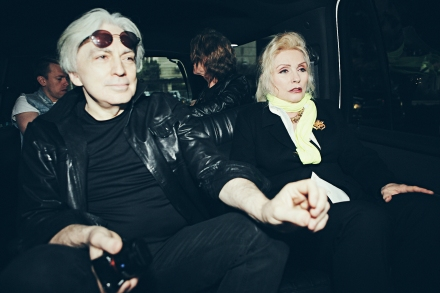 Blondie in the Flesh: A Day in the Life at SXSW – Rolling Stone