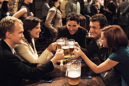 HIMYMania The 30 Best How I Met Your Mother Moments