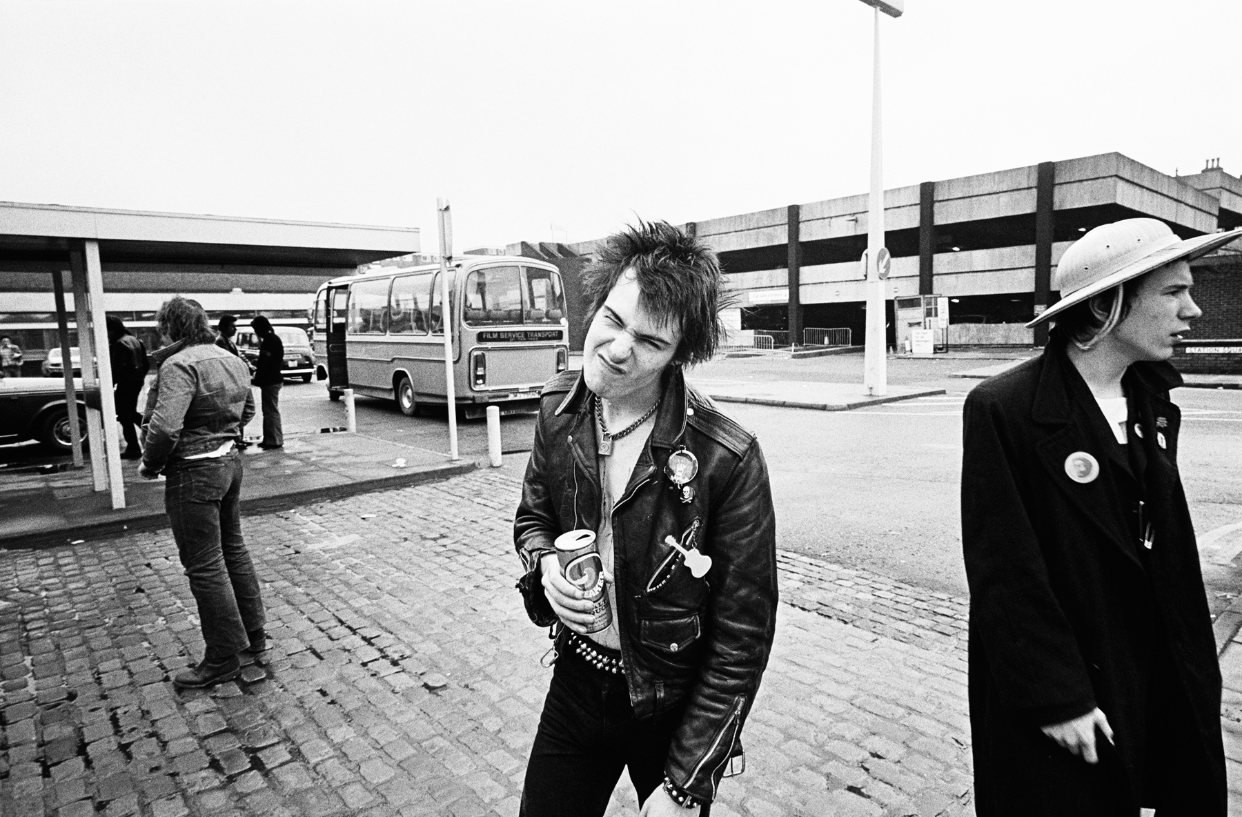 The Sex Pistols, Sid Vicious