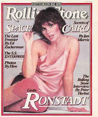 Linda Ronstadt Annie Leibovitz Rolling Stone