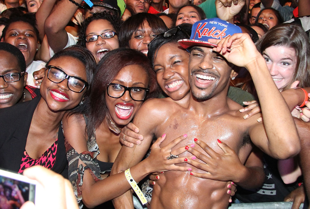 Black rapper dick