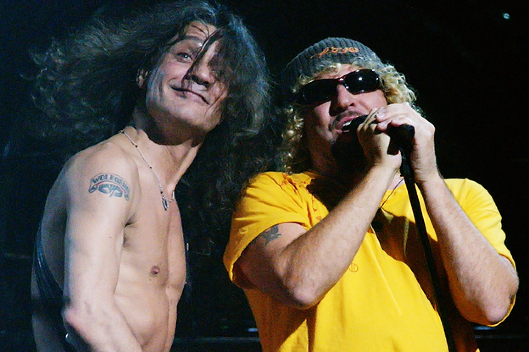 Sammy Hagar Claims New Van Halen Record Is All Old Stuff Rolling Stone