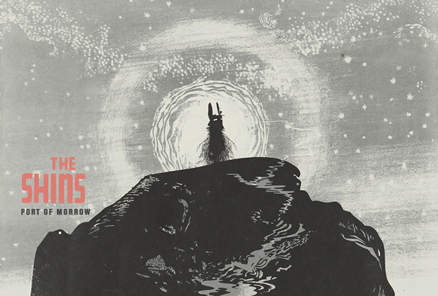 The Shins October 2012 Limited Edition Gig Poster