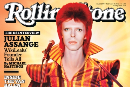 Rolling Stone cover story features David Bowie – Rolling Stone