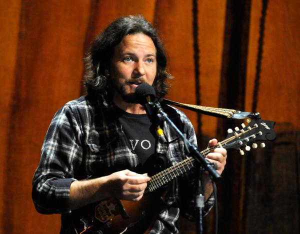 Tour Alert: Eddie Vedder Takes His Ukulele Back on the Road