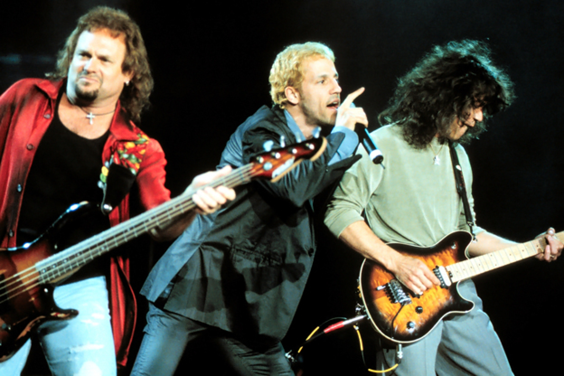 Gary Cherone Reflects On His Three Year Stint In Van Halen Rolling Stone