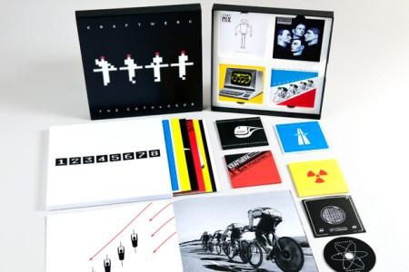 Kraftwerk Release Limited-Edition Box