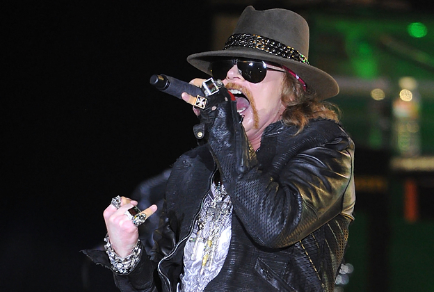 1439cbcf3 Axl Rose Will Not Attend Guns N' Roses' Rock and Roll Hall Induction ...