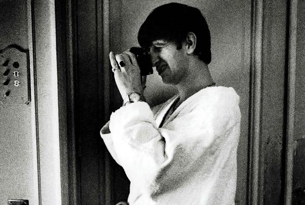 Ringo Starr: I Lost My Beatles Photographs