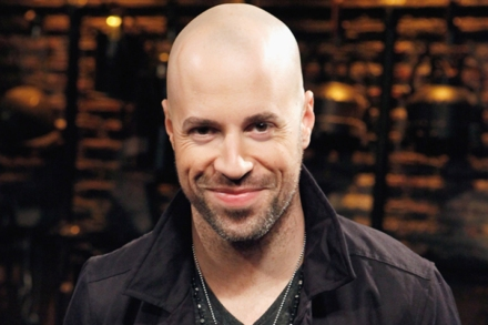 Chris Daughtry Lives Out Childhood Comic Book Fantasies