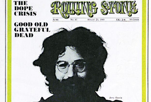 Rolling Stone Cover Story Features Grateful Dead Rolling Stone