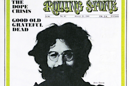 Rolling Stone cover story features Grateful Dead – Rolling Stone