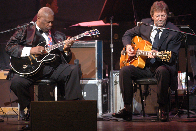 BB King and Clapton