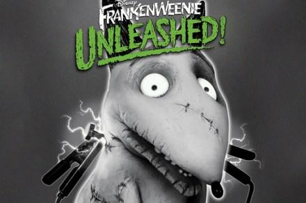 Album Art Exclusive: 'Frankenweenie Unleashed' – Rolling Stone