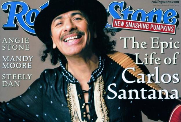 1e78819f0f4ae The Epic Life of Carlos Santana – Rolling Stone