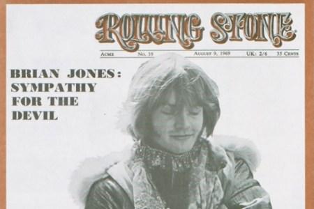 Brian Jones: Sympathy for the Devil