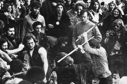 The Rolling Stones Disaster At Altamont: Hype In The News – Rolling