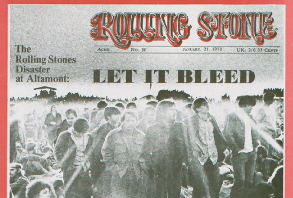 The Rolling Stones Disaster At Altamont Rolling Stone
