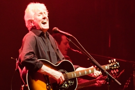Crosby Stills Nash Stage Their Classic Debut In New York