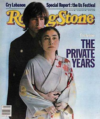 Yoko Ono Kimono