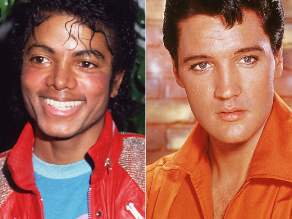 """Image result for Michael Jackson and Elvis top list of dead celebrities earning the most money"""""""