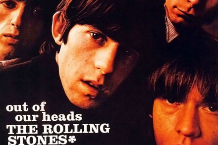The Rolling Stone's 'Out of Our Heads' album was a