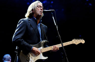 eric clapton plans to auction off 70 guitars from his collection to raise money for his. Black Bedroom Furniture Sets. Home Design Ideas