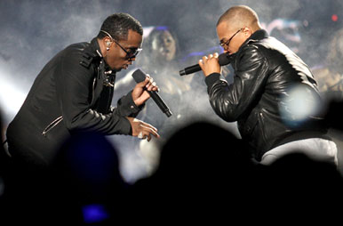 Plus: Diddy Gives Song to T I