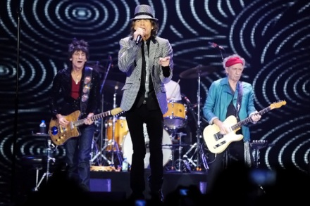 The Rolling Stones' 50th Anniversary Tour Blasts Off in