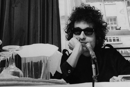 Bob Dylan Gives Press Conference in San Francisco - Rolling Stone