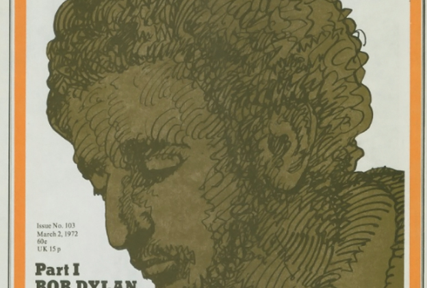 Bob Dylan An Intimate Biography Part One Rolling Stone
