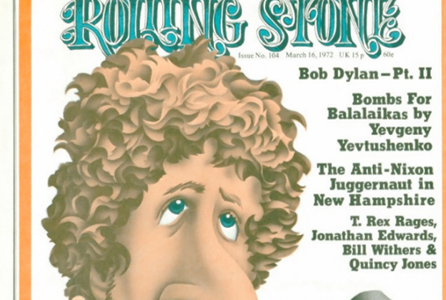 Bob Dylan An Intimate Biography Part Two Rolling Stone