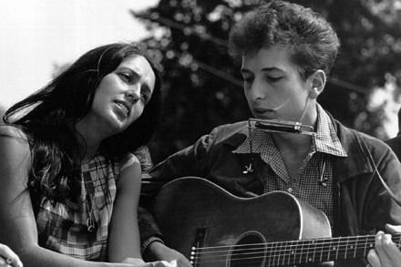 Hurricane's Night: Bob Dylan, Joan Baez, More Bring Thunder