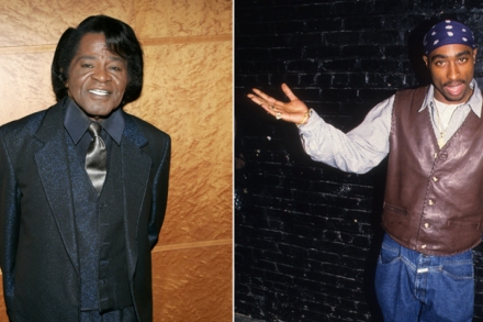 Song Premiere: James Brown and 2Pac mixed together for