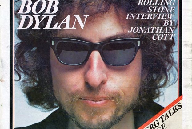 Bob Dylan Rolling Stone Cover 1978 Annie Leibovitz