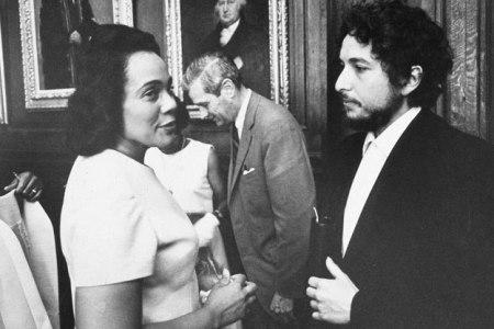 Coretta Scott King, Bob Dylan, honorary degrees, princeton, new jersey