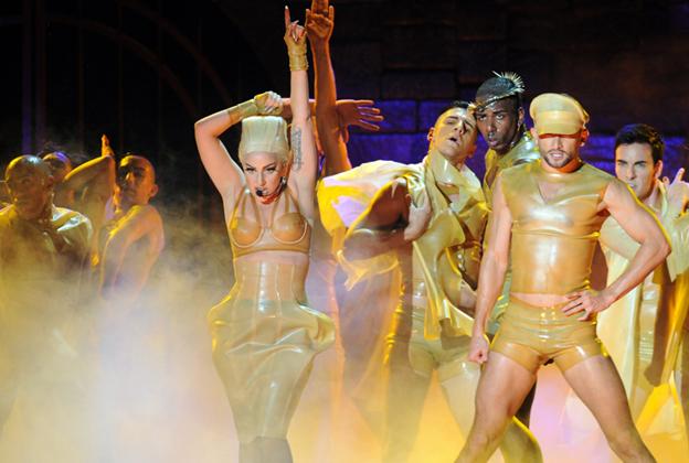 Lady Gaga Kicks Off Her Born This Way Ball in North America