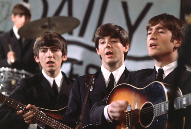 The Beatles' 'Love Me Do' Hits the Public Domain in Europe