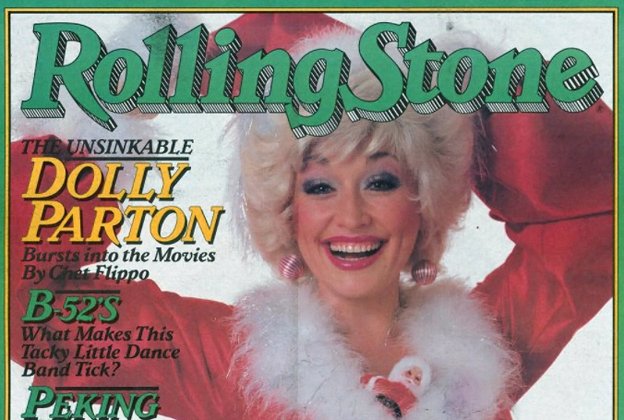 4f8eb79760f0d Dolly Parton on the cover of Rolling Stone.