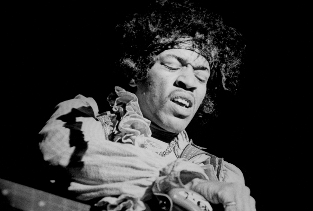 Jimi Hendrix: The Legacy