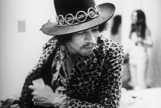 Jimi Hendrix the Subject of New D.A. Pennebaker Film